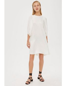**balloon-sleeve-dress-by-boutique by topshop