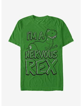 Toy Story Nervous Rex T Shirt by Hot Topic