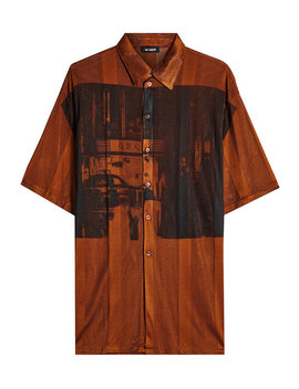 printed-net-shirt by raf-simons