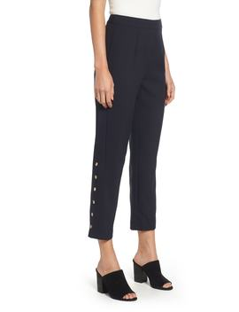 snap-side-pant by joa