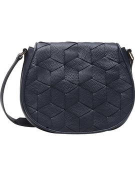 escapade-pebbled-leather-saddle-bag by welden