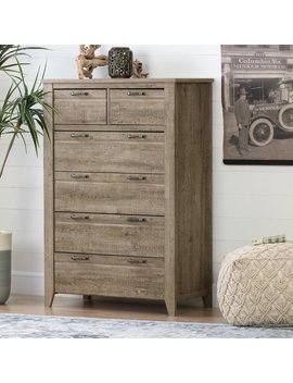 south-shore-lionel-6-drawer-chest-&-reviews by south-shore