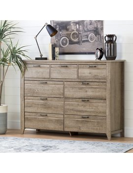 south-shore-lionel-9-drawer-double-dresser-&-reviews by south-shore