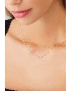 may-martin-fine-fox-14k-gold-necklace by may-martin-fine