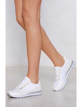 running-low-sneaker by nasty-gal