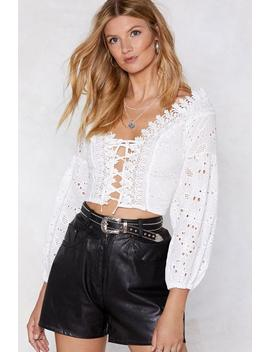 take-me-to-thread-broderie-blouse by nasty-gal