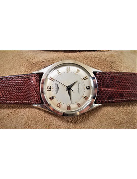 longines-ss-19as-20-jewel-automatic-movement-with-hidden-crown-watch by etsy