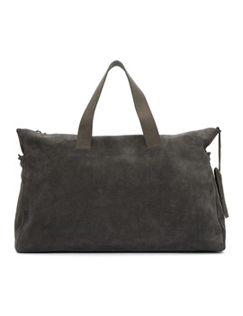 grey-monouso-weekender-tote by marsÈll
