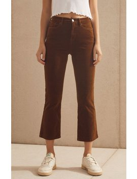 sienna-cropped-flare-jeans by pacsun