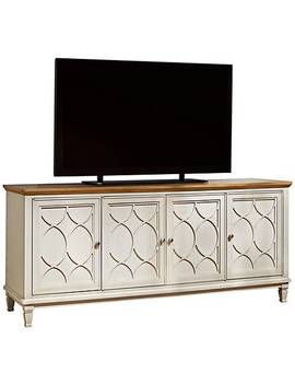 moderne-muse-bisque-4-door-entertainment-console by lamps-plus