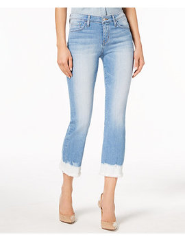 frayed-dip-dye-jeans by flying-monkey