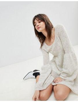 free-people-juliet-alpaca-wool-blend-mini-dress by free-people