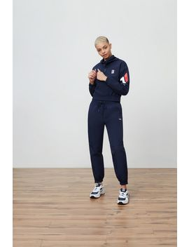 diana-cut-out-slim-pant by fila