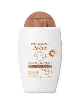 avene-tinted-mineral-fluid-spf50+-40ml by aveeno