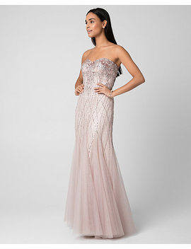 embellished-tulle-sweetheart-gown by le-chateau