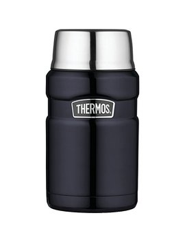 thermos-stainless-king-24-ounce-food-jar,-midnight-blue by thermos