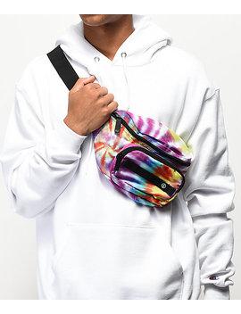 neff-tripper-tie-dye-fanny-pack by neff