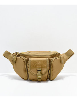 rothco-coyote-brown-fanny-pack by rothco