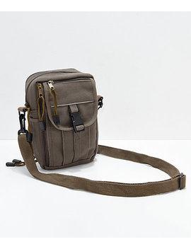 rothco-passport-olive-crossbody-bag by rothco