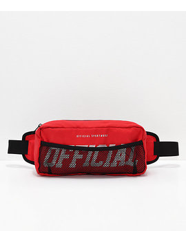 official-red-shoulder-bag by official-crown-of-laurel