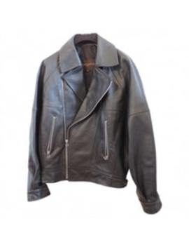 leather-jacket by louis-vuitton