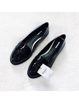 nwt-black-loafersnwt by bershka