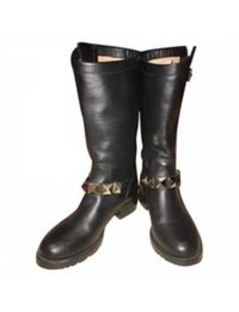 rockstud-boots by valentino