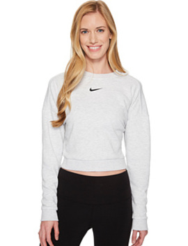 Dry Long Sleeve Crop Training Top by Nike