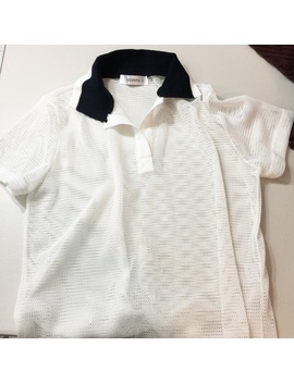 storets-netted-collared-shirt by storets