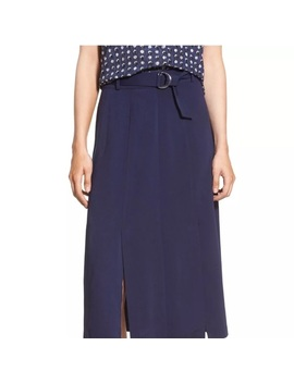trouve-womens-skirt-size-small:-blue by trouve