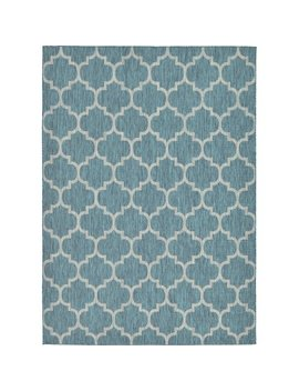charlton-home-enola-teal-outdoor-area-rug-&-reviews by charlton-home