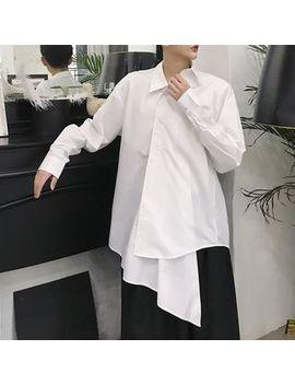 asymmetric-shirt by ancho