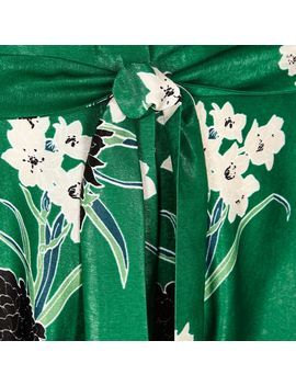 plus-green-floral-tapered-trousers by river-island