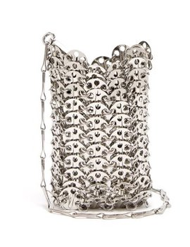 iconic-mini-chain-clutch by paco-rabanne