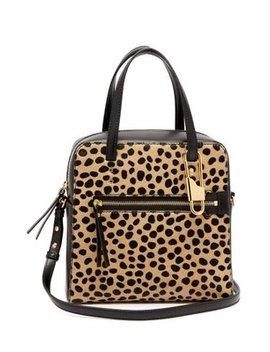 ryder-25-leopard-print-pony-hair-bag by joseph