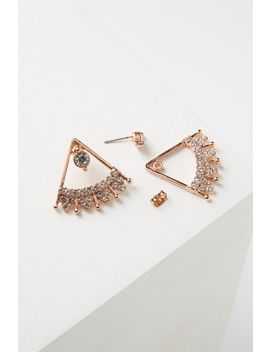 Cleopatra Diamante Earring by Cotton On