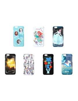 new-japan-iphone6s_6-ijacket-disney-rubber-court-hard-case-select-color-style by pga