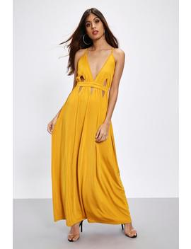 honeydew-cut-out-cross-back-maxi-dress by i-saw-it-first