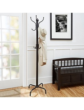 parker-12-hook-coat-rack by bed-bath-and-beyond