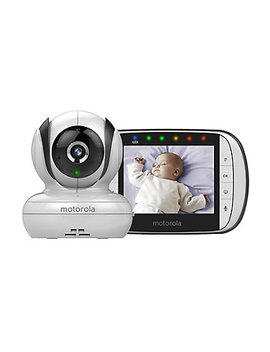 motorola-mbp36s-digital-video-baby-monitor by mothercare