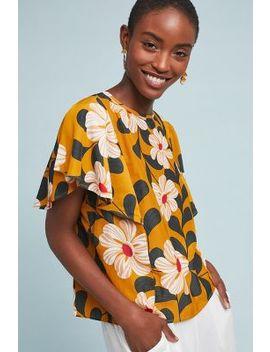 ikebana-floral-blouse by eva-franco