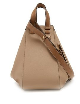 hammock-large-leather-tote by loewe