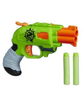 nerf-zombie-strike-doublestrike-blasternerf-zombie-strike-doublestrike-blaster by sears