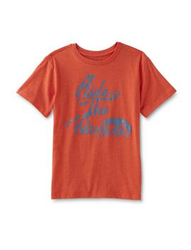 basic-editions-boys-graphic-t-shirt---ride-the-wave by sears