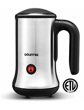 gourmia-gmf245-cordless-electric-milk-frother-&-heater,-stainless-steel-3-function-froth-maker-for-lattes-and-cappuccinos,-and-milk-heater by amazon