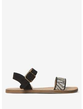 Multi Coloured 'Floyd' Studded Mules by Dorothy Perkins
