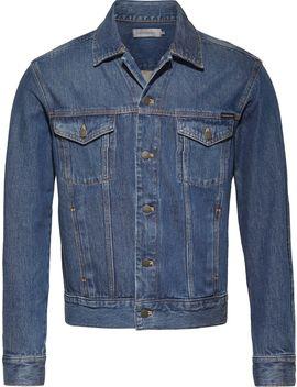 iconic-trucker-denim-jacket by calvin-klein