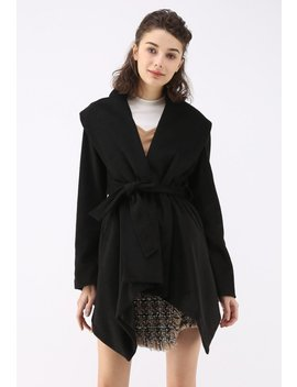 prairie-rabato-coat-in-black by chicwish