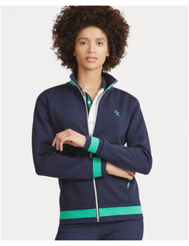 cotton-blend-track-jacket by ralph-lauren