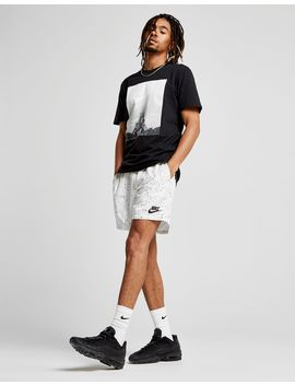 nike-flow-all-over-print-shorts by nike
